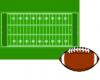 American Football screen saver