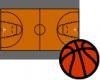 Basketball screen saver
