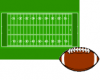 Sports screen saver